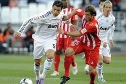 Prediksi Almeria vs Real Madrid 24 November 2013 | Steven Chow | Scoop.it