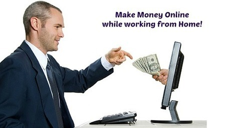 How to make money online while working from Home | Adlandpro talking about Social-Marketing-Blogging | Scoop.it