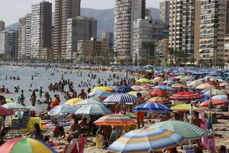 July shatters tourism records in Spain | spanish news in english | Scoop.it