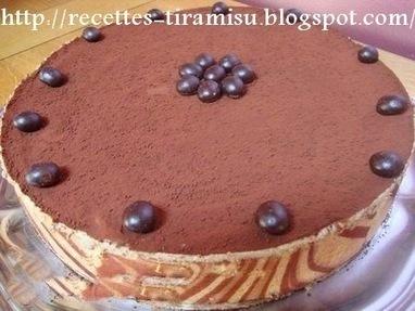 Recette Tiramisu Gâteau au café |Recette Tiramisu | recette-couscous | Scoop.it