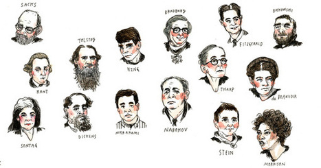 Famous Advice on Writing: The Collected Wisdom of Great Writers   Communication for Scientists   Scoop.it