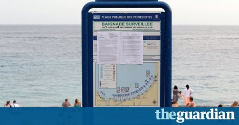 French burkini ban row escalates after clothing incident at Nice beach | critical reasoning | Scoop.it