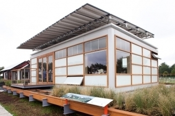 Today?s solar homes draw inspiration from the past | Sustain Our Earth | Scoop.it
