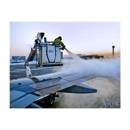 Ground Handler Develops Its Own Environmentally Friendly Deicing Fluid | Aircraft Ground Deicing Operations | Scoop.it