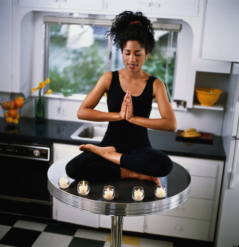 How To Practice Mindfulness -- In Your Kitchen   Nutrition   Scoop.it