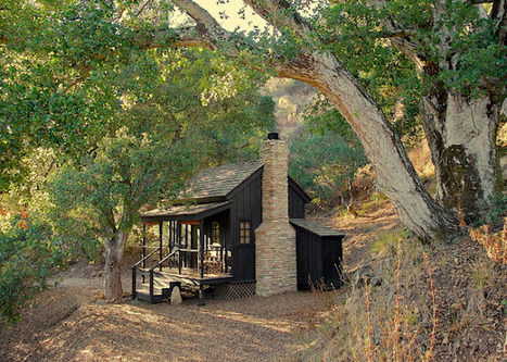 Lloyd's Blog: Tiny Home in California Mountains | Idées d'Architecture | Scoop.it