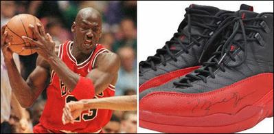 Des baskets de Jordan vendues 76 000 euros - L'essentiel | Sneakers_me | Scoop.it