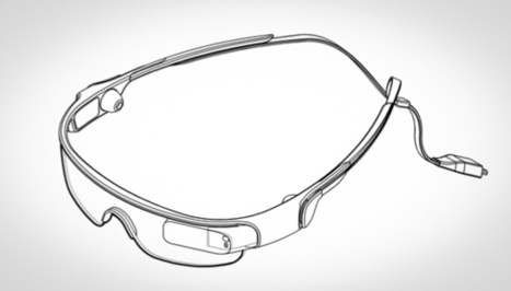 Samsung Said To Be Planning 'Galaxy Glass' Computing Eyeware This Fall | TechCrunch | the web - ICT | Scoop.it