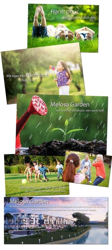 Dự án Biệt thự vườn liên kế Melosa Garden Khang Điền | Can ho quan 4 | Scoop.it