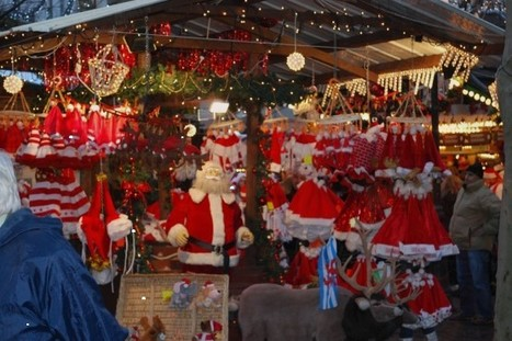 Xmas Markets in Luxembourg | Luxembourg (Europe) | Scoop.it