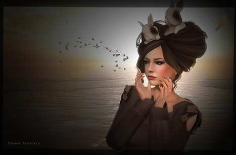 never let go of your dreams ... | Second Life Sawa's Style | Scoop.it