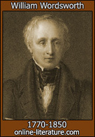 William Wordsworth - Biography and Works. Search Texts, Read Online. Discuss. | First Generation Romantic Poets | Scoop.it