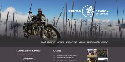 iamDrukpa: The Bhutan Motorcycling Dragons – Riding to Live; Living to Ride, and In Pit-Stops, Show Labors of Love | Motorcycling | Scoop.it