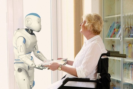 Robotics in Healthcare ­­— Get Ready! - The Medical Futurist | OIES Internet of Things | Scoop.it