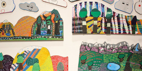 Chicago Students Are Learning How Outsider Art Can Combat Hate | Creatively Teaching: Arts Integration | Scoop.it
