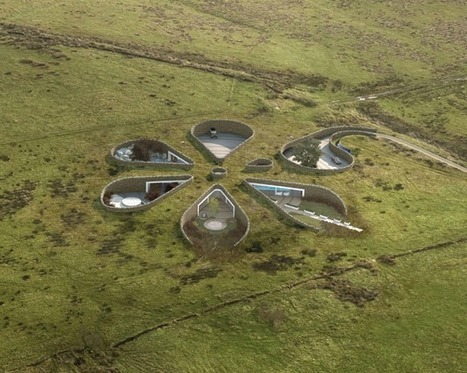 Underground Bolton Eco House in England by Make Architects | architecture, technology & business | Scoop.it