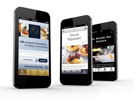 Paperpad lance les applications mobiles dédiées aux hôteliers-restaurateurs : vendez-plus en direct et sans commission ! | Tourisme | Scoop.it