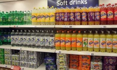 Soft drinks targeted by new government health campaign | ECONOMICS; MARKET FAILURE | Scoop.it