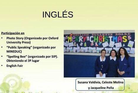 Conoce a la Sra. Susana Valdivia: Teacher of English at Sociedad de Instrucción Primaria de Santiago & Miembro del Comité Organizador del #EdCampSantiago2013   Unconference EdcampSantiago   Scoop.it