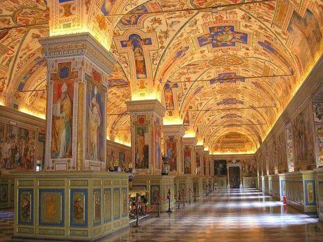 La Digitalización de la Biblioteca Vaticana | Bibliotecas | Scoop.it