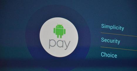 Android Pay pourra utiliser un lecteur d'empreintes digitales | Geek 2015 | Scoop.it