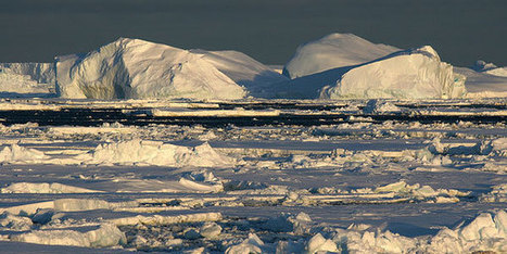 Antarctica breekt alle records: nog nooit is er zoveel zee-ijs gemeten - Scientias.nl | The human scale | Scoop.it