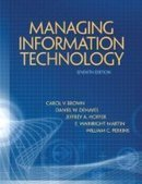 Managing Information Technology, 7th Edition - Free eBook Share | Managing Information Technology | Scoop.it