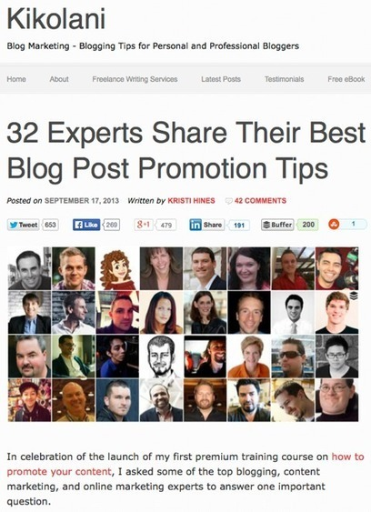31 Must-Read Social Media Marketing Articles | Social Media ... | Social Media Marketing & Web Traffic | Scoop.it