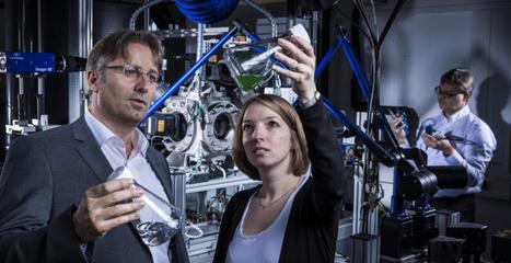 Combustibles sintéticos: diésel y gas de laboratorio   GeeKeando   Scoop.it