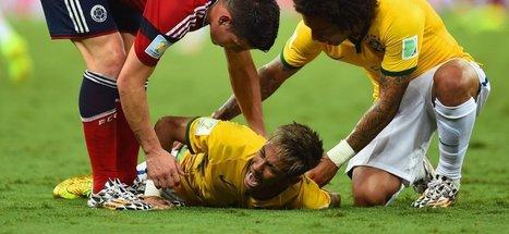 Neymar tidak akan lagi beraksi di Piala Dunia   World Cup Stadium Astro   Piala Dunia 2014❕❕❕   Scoop.it