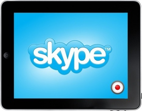 How to Record Skype Calls on your iPad | iPads and Tablets in Education | Scoop.it