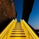 Coast Path Staircase at Royal William Yard by Gillespie Yunnie Architects | Architecture and Architectural Jobs | Scoop.it