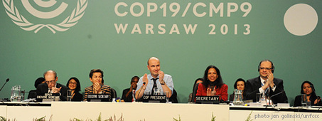 Warsaw Climate Change Conference - November 2013 | Rio+20: Climate - Water - Ecology - People and Sustainability | Scoop.it