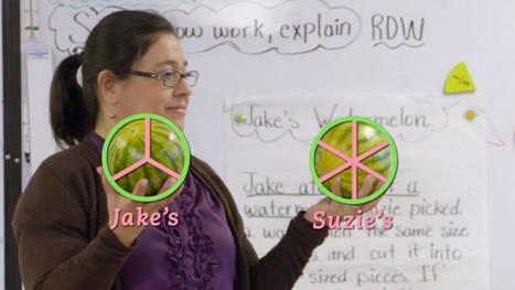 Fractions: Key to Algebra | Leading Schools | Scoop.it