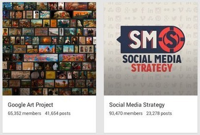 Google+ Marketing Tactics, How to Promote Your Content on Google+ | Social media tools and tips | Scoop.it