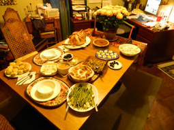 Célébrations de Thanksgiving - French Reading Comprehension   French and France   Scoop.it