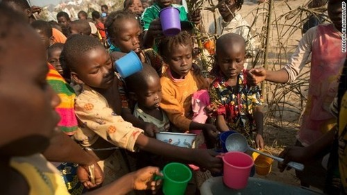 Terrorism & Genocide: Children beheaded as violence grows in Central African Republic, U.N. says | Telcomil Intl Products and Services on WordPress.com