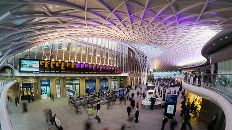 World's Most Amazing Train Stations (PHOTOS) - weather.com | Radio Show Contents | Scoop.it