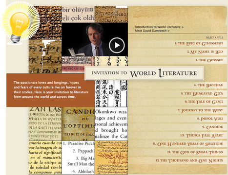 An Introduction to World Literature | Litteris | Scoop.it