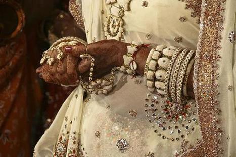 6 Bizarre Wedding Traditions Around the World | FlutterFETTI | Scoop.it