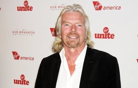 Richard Branson on How to Turn a Business Around | VISIONARY ENTREPRENEUR | Scoop.it