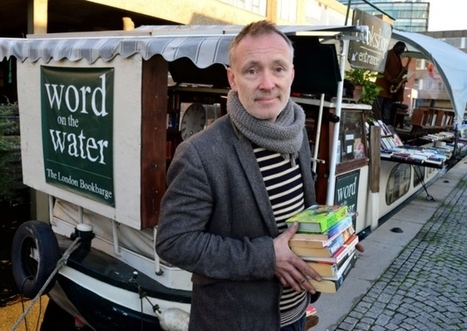 King's Cross barge bookshop to stay afloat after reaching crowdfunding target | Crowdfunding UK | Scoop.it