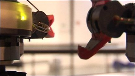 BBC NEWS | Technology | Smart future for swarming robots | That's science | Scoop.it