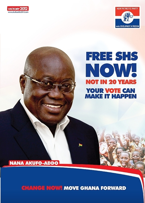 NPPs Free SHS Education Policy: A Weapon Of Mass Destruction | A WORLD OF CONPIRACY, LIES, GREED, DECEIT and WAR | Scoop.it