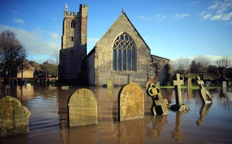 Wettest year on record for England... and still more rain and wind to come - Telegraph | Sustain Our Earth | Scoop.it