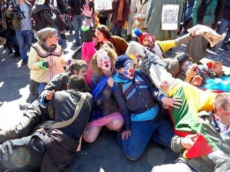La bourse: une vrai clownerie ! | #marchedesbanlieues -> #occupynnocents | Scoop.it