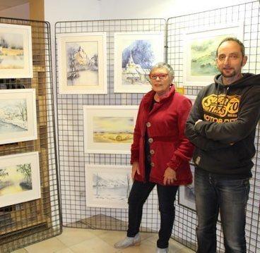 Arreau : une exposition remarquable à la librairie Lis'Arts   Vallée d'Aure - Pyrénées   Scoop.it