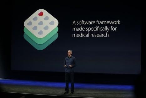 Apple: archiver ses données génétiques dans un iPhone | Le Monde de la pharma & de la santé connectée | Scoop.it