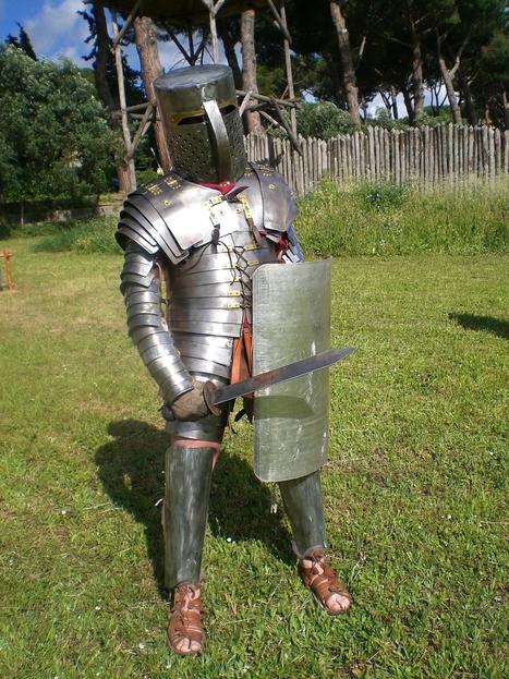 CRUPELLARIUS: Gladiadores en la revuelta gala de Sacrovir | LVDVS CHIRONIS 3.0 | Scoop.it