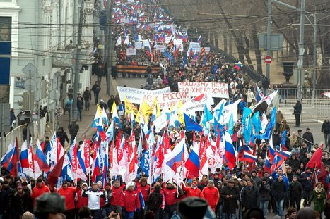 Putin's Crimea Propaganda Machine | Lies About Ukraine | Scoop.it